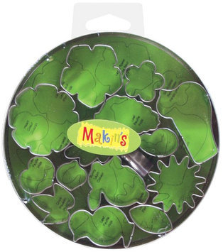 Makin's Usa Makin'S Usa Flowr/Leaf-Clay Cutter Set