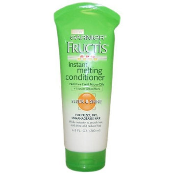 Sleek and Shine Instant Melting Conditioner By Garnier for Unisex, 6.8 Ounce