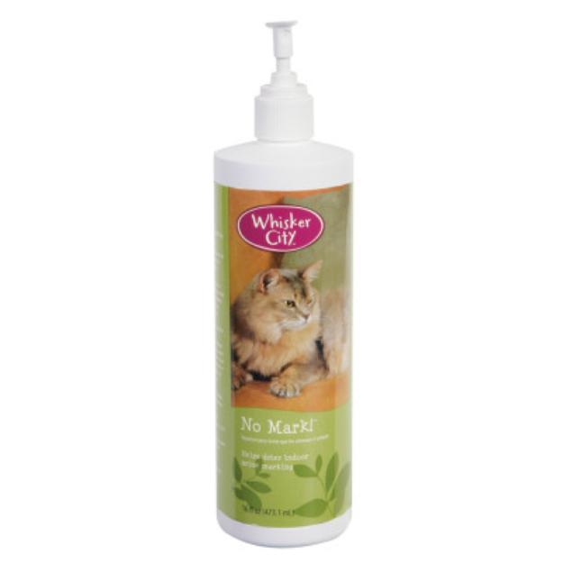 Whisker CityA No Mark! Indoor Cat Urine Deterrent