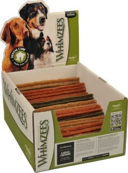 Whimzees Dental Chew Stix - Large - 7 in.