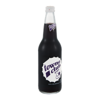 Towne Club Grape Soda
