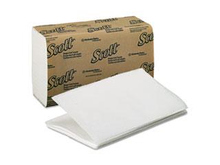 Kimberly-clark Professional Scott Paper Towels Singlefold Paper Towels (250-Pack) KCC 01700