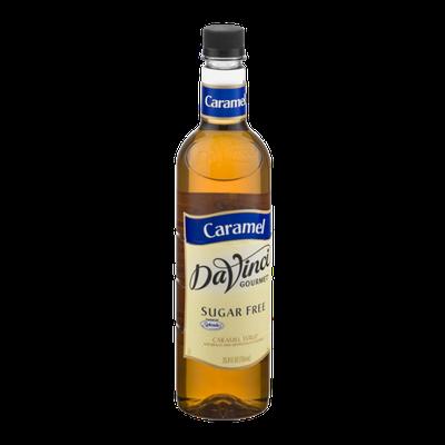 Da Vinci Gourmet Caramel Syrup Sugar Free