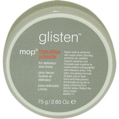 MOP Glisten High Shine Pomade, 2.65 Ounce