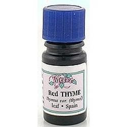 Tiferet-avraham Aromatherapy Tiferet - Blue Glass Aromatic Pro-Organic Oil, Thyme/Red, 5 ml