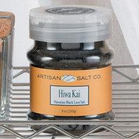 Artisan Salt Co. Artisan Salt Hiwa Kai Hawaian Black Lava Gourmet Sea Salt Flip Top Jar - 9 oz.