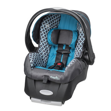 Evenflo Company Inc. Evenflo Embrace LX Infant Car Seat in Monaco