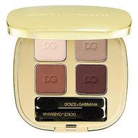 Dolce & Gabbana The Eyeshadow Smooth Eye Colour Quad Desert 123