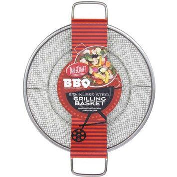 TableCraft BBQ Round Grilling Basket