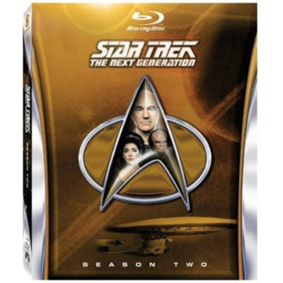 Star Trek: The Next Generation - The Complete Second Season (Blu-ray) (Widescreen)