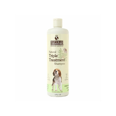 Natural Chemistry Triple Treatment Shampoo
