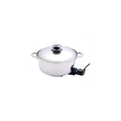 Precise Heat 12 inch S. S Dp Skillet-Slow Cooker