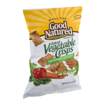 Good Natured Selects Baked Vegetable Crisps