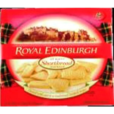 Royal Edinburgh Shortbread Fingers, 17.6-Ounces Gift Tins (Pack of 2)