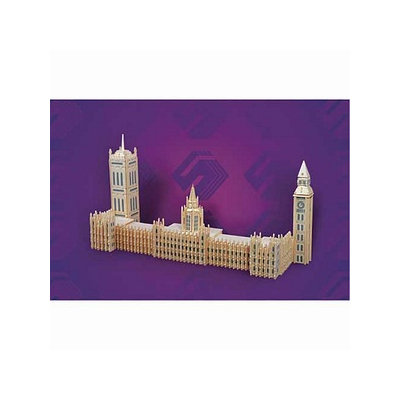 Puzzled Big Ben Wooden Puzzle Ages 8 and up