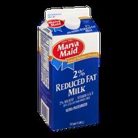 Marva Maid 2% Reduced Fat Milk