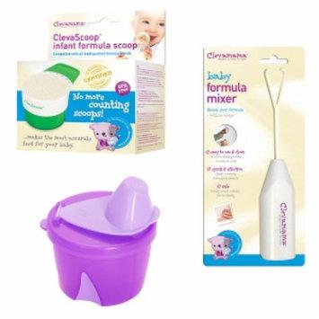 Clevamama Infant Formula Feeding Girl Pack, 3 Pc, 1 ea