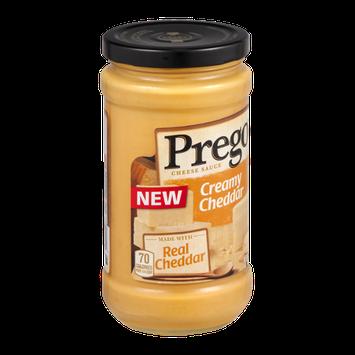 Prego Cheese Sauce Creamy Cheddar