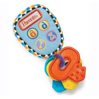 Manhattan Toy Start Me Up Car Keys
