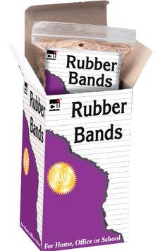 Charles Leonard 56432 1/4 Lb #32 Beige Natural Rubber Bands
