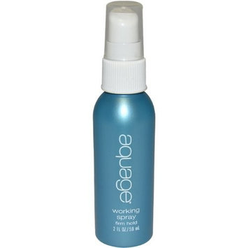 Working Spray Firm Hold Unisex Spray by Aquage, 2 Ounce