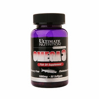 Ultimate Nutrition Omega 3 Fish Oil 1000 mg