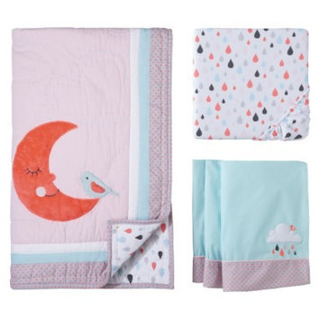 Just One You Made by Carter's Night Skies Girl's 3pc Set