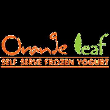 Orange Leaf  Frozen Yogurt