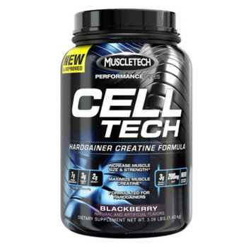 Muscletech Cell-Tech Performance Series - Limited Edition Blackberry