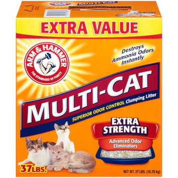 ARM & HAMMER™ Multi-Cat Litter Extra Strength