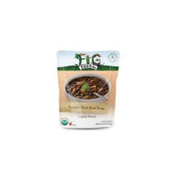 Fig Food Company Organic Soup Yucatan Black Bean 14.5 oz