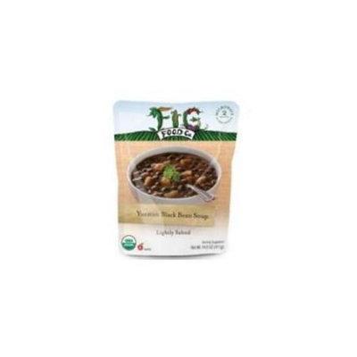 Fig Food Company Organic Soup Yucatan Black Bean 14.5 oz