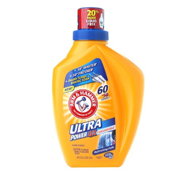 ARM & HAMMER™ Ultra Power 4x Laundry Detergent