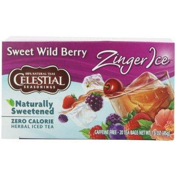 Celestial Seasonings® Sweet Wild Berry Zinger Ice