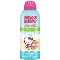 Australian Gold Hello Kitty Wet Skin Body Mist Sunscreen, SPF 30 Kiwi