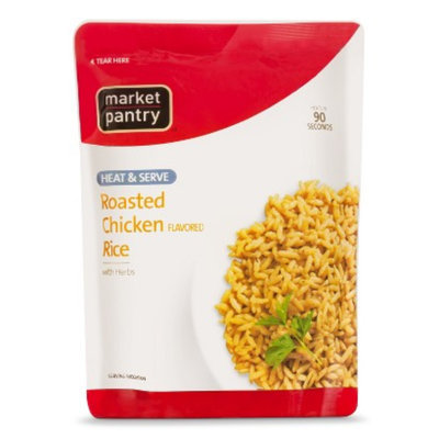 market pantry Market Pantry Roasted Chicken Rice 8.8 oz