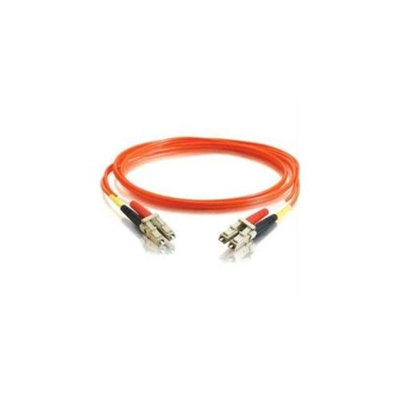 C2G 11031 PATCH CABLE - LC - MALE - LC - MALE - 2 M - FIBER OPTIC - AQUA