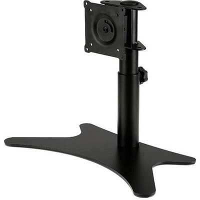 DoubleSight Displays DoubleSight Single Monitor Flex Stand - Holds Monitors up to 30