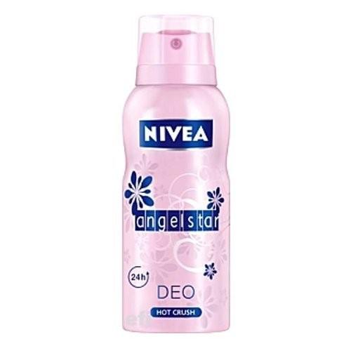 NIVEA Spray Deodorant Angel Star Hot Crush
