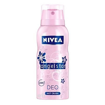 Nivea Spray Deodorant Angel Star Hot Crush -100 ml