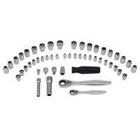 Craftsman 51 pc. Max Axess Mechanics Tool Set Standard