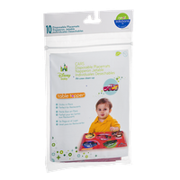 Neat Solutions Table Topper Disney Baby CARS Disposable Placemats - 10 CT