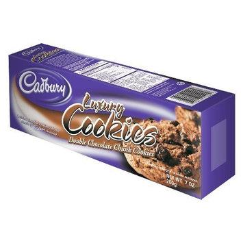 Cadbury Luxury Double Chocolate Chunk Cookies