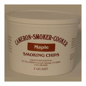 Camerons Products Camerons Maple Wood Chips (5-quart)