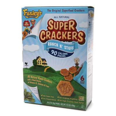Funley's Delicious Super Crackers Ranch n` Stuff