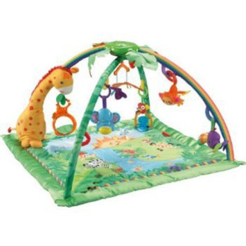 Fisher-Price Melodies & Lights Deluxe Gym
