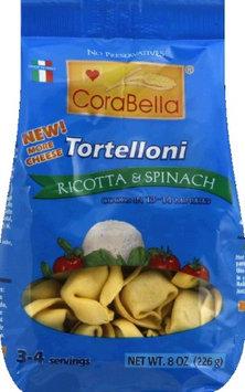 Corabella Tortelloni Ricotta And Spin 8 Oz - Case of 12