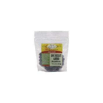Best Of All Organic Dark Chocolate Almonds -- 7 oz