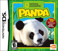 BANDAI NAMCO Games America Inc. National Geographic Panda