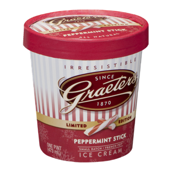 Graeter's Ice Cream Peppermint Stick
